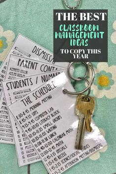 16 Best Classroom Management Ideas to Try This Year - Chaylor & Mads The best classroom management ideas for your daily routine, helping kids manage emotions and setting classroom expectations. Plus, fun new ideas for rewards that the students will love! Classroom Rewards, Classroom Management Strategies, 5th Grade Classroom, Classroom Rules, Primary Classroom, Preschool Classroom, Classroom Themes, Future Classroom, Classroom Supplies
