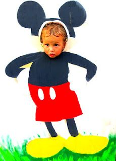 @Katy Lee --- How cute is this?!Mickey Mouse Party