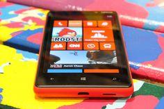 #Nokia #Lumia #820