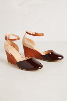 Idlewild Wedges. I can't believe how bad I need these.