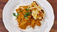 Mary In A Minute: Coconut Butter Chicken Mary's Kitchen, I Want To Eat, Butter Chicken, Poultry, Curry, Coconut, Full Episodes, Ethnic Recipes, Foods