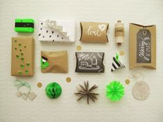 Mino - Paper Sweets ° ~ Christmas Wrapping