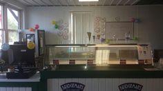 Bridgeman's Ice Cream located at the Inn & Sweets in Wahkon