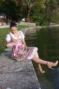 #WiesnLiebe No.1 - Dirndl von Ludwig&Therese - #Blogwalk