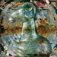 THE SELF CROWNED EGO . Often there is a good measure of stupidity behind!   #ego #selfcrowned #feelingimportant #abstract #art #instaart #digitalart #artwork #artstagram #symbol #symbology #symbolic #symbolisme #symbolicart   #symbols #symbolism