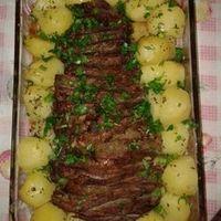 picanha ao vinho tinto com batata | Carnes > Receitas de Picanha | Receitas Gshow