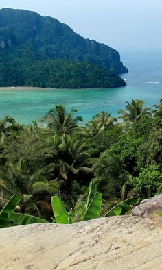 Koh Phi Phi Don viewpoint, Thailand  Whether it's adventure or sunbathing, it's got to be Koh #PhiPhi, Thailand. P.S. Seize the moment! http://phi-phi.com