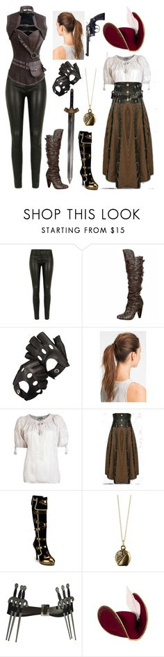 """Untitled #119"" by lilacmayn ❤ liked on Polyvore featuring Marc by Marc Jacobs, Aspinal of London, L. Erickson, Closed, Voodoo Vixen, Alexis Bittar and Disney"