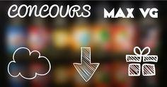 CONCOURS MAX VG – 287 ml de e-liquides US Max VG à GAGNER !