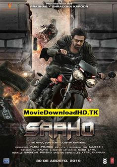 Saaho 2019 Full Hindi Movie Download Hd 720p/480p In pDVDRip | How to Download Saaho hindi full movie