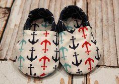 Anchor Baby Boy Shoes