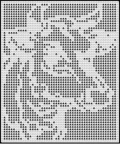 BULL PROFILE CROCHET AFGHAN PATTERN Crochet Cross, Thread Crochet, Free Crochet, Crochet Baby, Knit Crochet, Plastic Canvas Ornaments, Fillet Crochet, Unique Crochet, Afghan Crochet Patterns