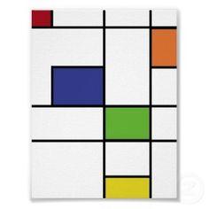Geometric Design minimalist art posters print