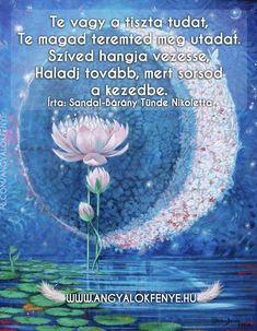 Angyali üzenet: Te vagy a tiszta tudat Angel, Messages, Tea, Love, Movie Posters, Amor, Film Poster, Text Posts
