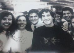 Ayrton happy :)