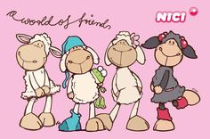 NICI: World of Friends:)