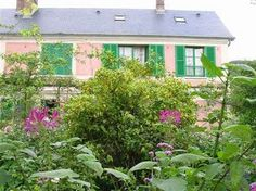 Monet's house & garden at Giverny