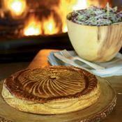 Tourte au veau et aux champignons - une recette Foie Gras - Cuisine