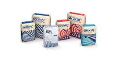 CEMEX cement bags packaging on Behance Bag Packaging, Packaging Design, Visual Identity, Cement, Packing, Buckets, Product Design, Croatia, Label