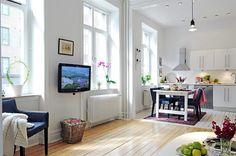 any swedish interior is like a dream