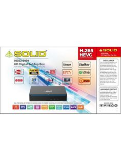 Ku Band, Boxing Online, Free To Air, Digital Tv, Box Branding, User Interface Design, Hdmi Cables, Shopping Websites