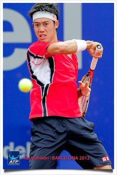 Kei Nishikori - Barcelona Open