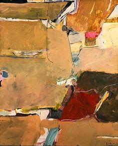 Richard Diebenkorn - 1954 Berkeley #12
