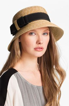 Nordstrom Straw Hat available at #Nordstrom