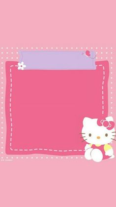 Hello Kitty Walpaper Hello Kitty, Hello Kitty Iphone Wallpaper, Sanrio Wallpaper, Kawaii Wallpaper, Hello Kitty Invitations, Hello Kitty Themes, Hello Kitty My Melody, Hello Kitty Pictures, Alphabet Design