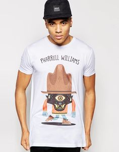 ASOS Longline T-Shirt With Run DMC It's Tricky print. See More. from ASOS ·  Just when I thought I didn't need something new from ASOS, I kinda