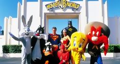Hollywood on the Gold Coast; Warner Bros. Movie World is a popular movie related theme park and provides plenty of rides and entertainment including live performances on Main Street and your favourite characters hanging out at the Star Parade.