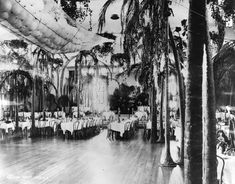 Ambassador Hotel Los Angeles | depicts the Coconut Grove, at the Ambassador Hotel in Los Angeles ...