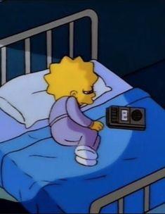 Lisa Simpson, so sad Simpson Wallpaper Iphone, Sad Wallpaper, Iphone Wallpaper, Cartoon Memes, Cartoon Pics, Cartoons, Sad Pictures, Reaction Pictures, Beautiful Pictures