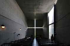 ARCHDAILY: Spotlight: Tadao Ando | ArchDaily https://www.davincilifestyle.com/archdaily-spotlight-tadao-ando-archdaily/        Church of the Light. Image © Flickr user hetgacom licensed under CC BY-SA 2.0   As the recipient of the 1995 Pritzker Prize, Tadao Ando (born 13 September 1941) is highly regarded for his unparalleled work with concrete, sensitive treatment of natural light, and strong engagement with nature. Based in Osaka, Japan, Ando's ascetic yet rich