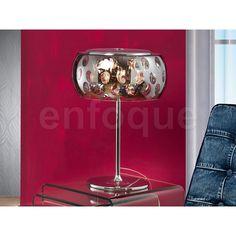 Lámpara de Mesa 4 luces Colección MILOS
