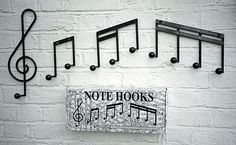 Notehooks  by Music Room Direct  £20
