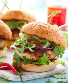 Taste test: Chicken-burger patties