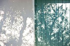 Casa in bianco e turchese 3