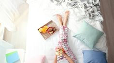 5 Staycation Ideas That Allow You To Reset Without Leaving Your Home (The Zoe Report) - Upload Box Quick Weekend Getaways, The Zoe Report, Creating A Vision Board, Digital Detox, Diy Manicure, Next Week, Staycation, How To Relieve Stress, Toddler Bed