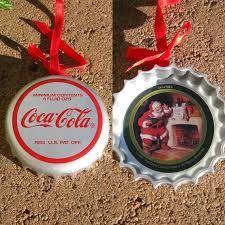 coca cola bottle cap ornament 1935 - Google Search