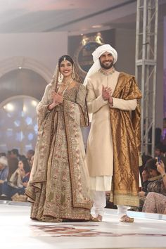 2015 TBCW Fahad Hussayn Collection Photo Gallery