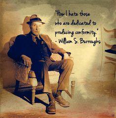 Proud non-conformist. Dare to question, dare to be different.