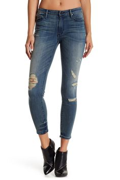 Need these Black Orchid Jude Crop Jeans