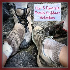 5 Favorite Family Outdoor Activities by Go Explore Nature — BonBon Break