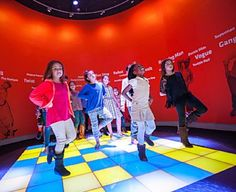 GRAMMY Museum Mississippi | Dance to the Music Interactive