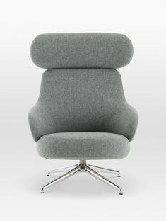 Industrial Design Trends and Inspiration - leManoosh Sofa Furniture, Sofa Chair, Furniture Design, Textile Fabrics, Large Prints, Lounge, Design Inspiration, Interior Design, Home Decor