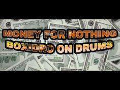Money For Nothing, Dj, Videos, Youtube, Music, Youtubers, Video Clip