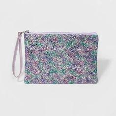 cfb16b436364 Estee  amp  Lilly Women s Sequin Wristlet Target Cute Handbags