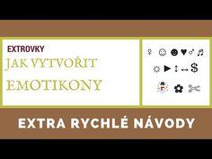 Veronika Mašínová   Jak vytvářet emotikony - YouTube
