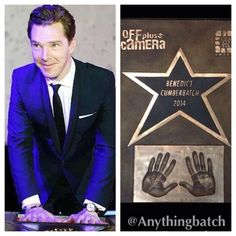 This was awarded in #krakow #BenedictCumberbatch #offpluscamera both pics :-) pic.twitter.com/OG3qba80ro